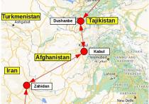 У Кыргызстана, Таджикистана и Узбекистана появится рынок сбыта на 2 млрд