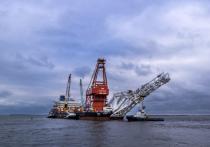 В Дании отложено начало строительства газопровода «Северный поток - 2» в исключительной экономической зоне