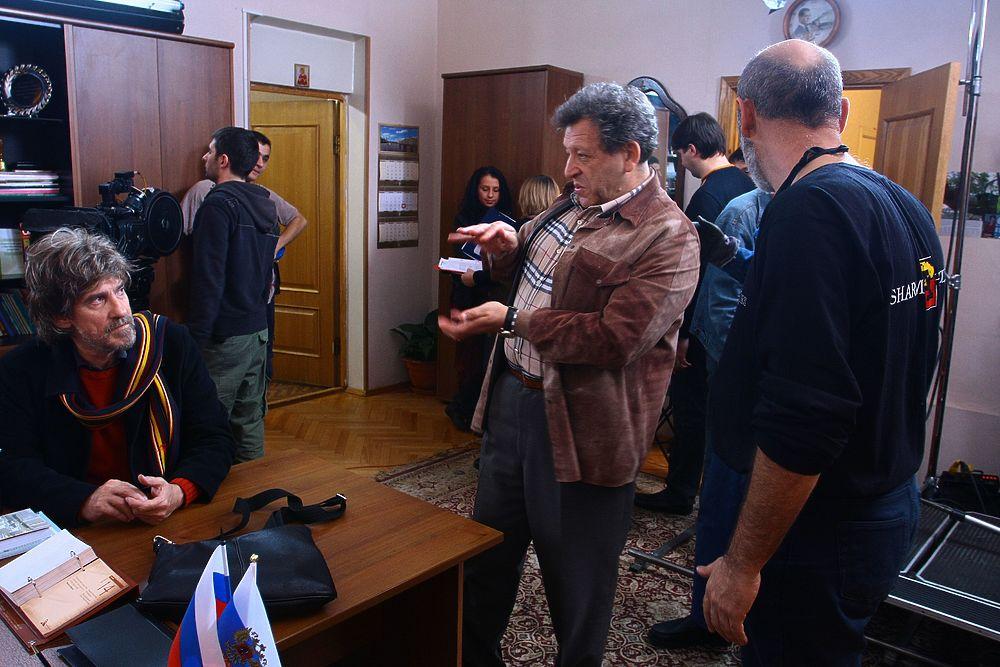 Умер Борис Грачевский: редкие кадры съемок «Ералаша»