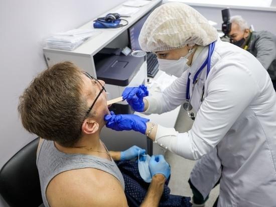 259 волгоградцев за сутки заболели коронавирусом, четверо умерли