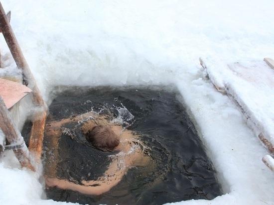 В калмыцкой столице отменены массовые крещенские купания