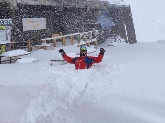 Эльбрус и Приэльбрусье закрыты второй день из лавинной опасности