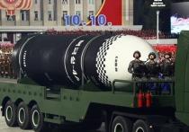 Народная армия Северной Кореи продемонстрировала ряд своих передовых военных разработок