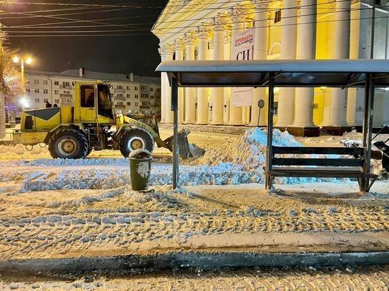 Погода в Рязанской области 16 января