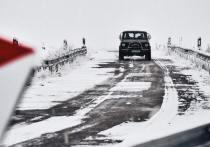 В этом году погода внезапно соответствует народным приметам: достаточно сильные морозы ударили как раз под Крещение и пойдут на спад ровно после 19 января