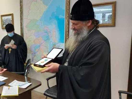 «Патриаршию благодарность» получила глава Роспотребнадзора Хабаровского края