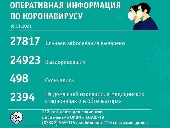 Коронавирус за сутки выявили в 25 кузбасских территориях