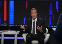 Медведев рассказал об «агрессивной риторике» Байдена в адрес России