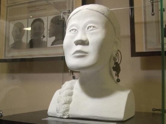 Лицо древней женщины реконструировал археолог из Хабаровска