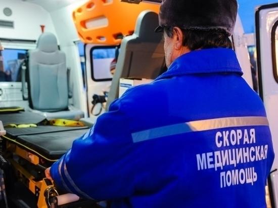 В центре Волгограда под колесами иномарки оказался 10-летний школьник