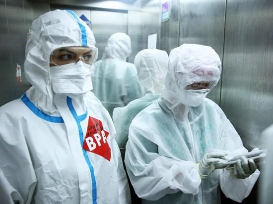 В Москве за сутки выявили 4 674 новых случая коронавируса