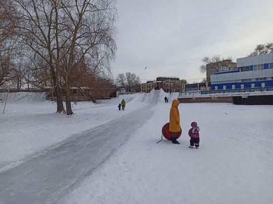 К следующим выходным в Омск вернутся серьезные морозы