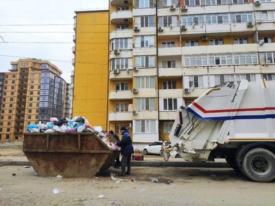 В Дагестане собирают мусор своими силами