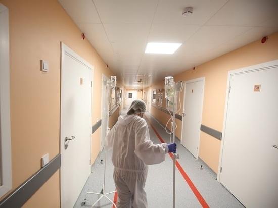 В Волгоградской области за сутки зафиксировали 262 новых случая COVID-19