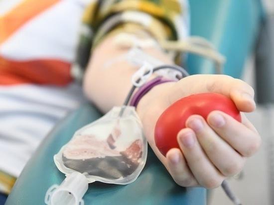 В новом году более 100 волгоградцев стали донорами антиковидной плазмы