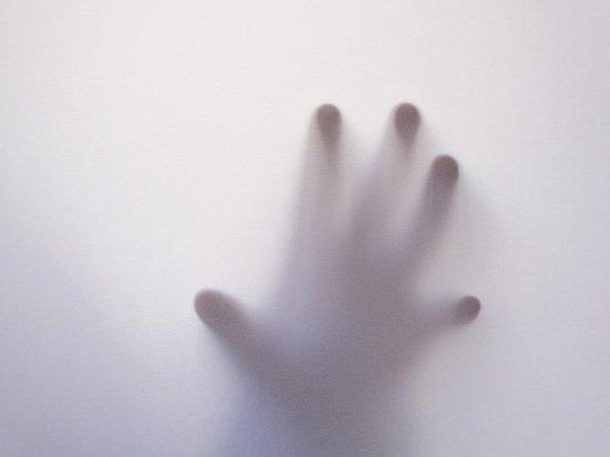 Англичанка сфотографировала призрака, который ее домогался