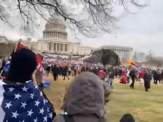 Палата представителей США начала расследование беспорядков в Капитолии