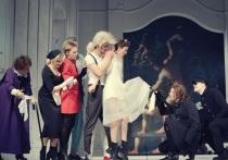 «Вечный обманщик» - первая полноценная премьера, которая обсуждалась ещё с Марком Захаровым при жизни, наконец представлена на сцене «Ленкома»