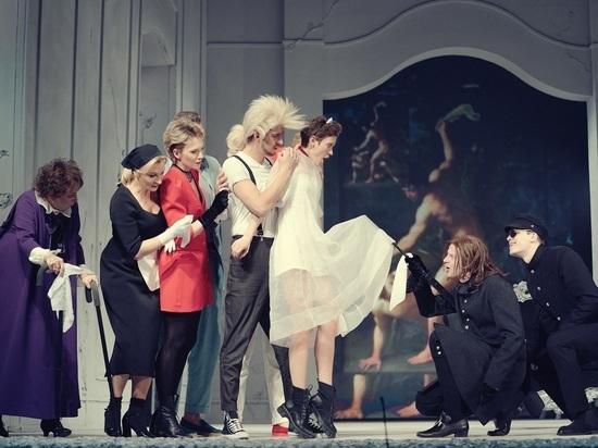 «Вечный обманщик» в театре Марка Захарова