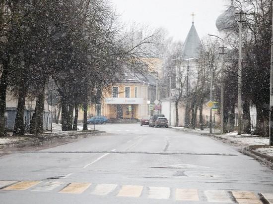 Новая неделя в Псковской области начнется с сильных морозов