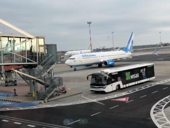 Алексея и Юлию Навальных зарегистрировали на рейс немецкие полицейские