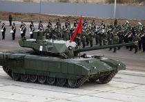 Перспективный российский танк нового поколения Т-14 «Армата», который впервые оснащен необитаемой башней, имеет немало достоинств