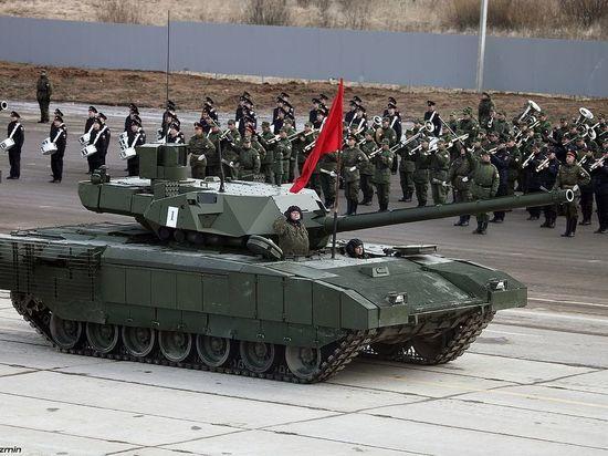 Впервые в отечественном танкостроении установили средство обогрева и охлаждения