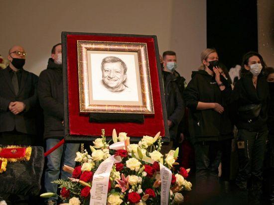В Москве простились с Борисом Грачевским