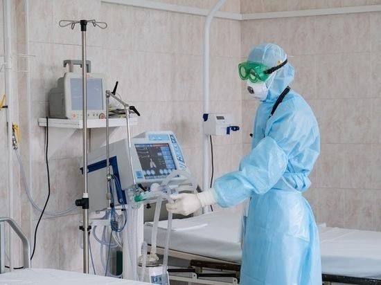Четыре пациента в Волгоградской области умерли от коронавируса за сутки