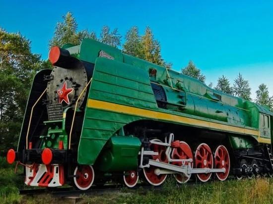 Костромской паровоз, снятый с постамента в Шарье, будет таскать ретро-поезд Ярославль-Рыбинск