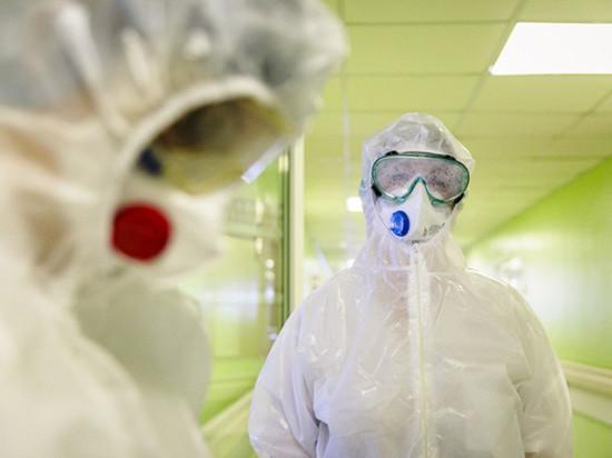 Более 40 тысяч случаев заражения коронавирусом выявлено в Мурманской области