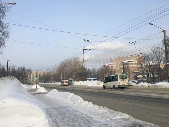 Аварийное отключение водоснабжения произошло в центре Мурманска