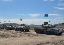 В феврале пройдут совместные турецко-азербайджанские военные учения