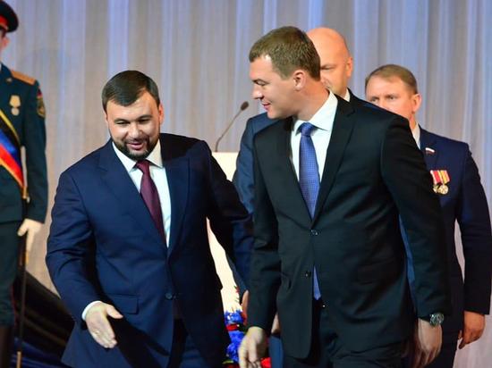 Украинские власти по-своему расценили гуманитарную помощь со стороны ЛДПР жителям ДНР и ЛНР