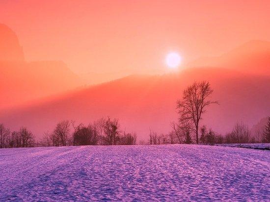 Морозы до -19 градусов ожидаются в Волгограде и области