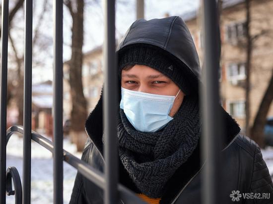 112 случаев коронавируса выявили в Кузбассе за сутки, двое скончались
