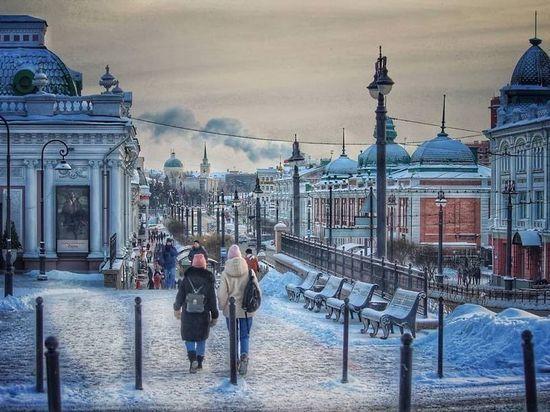 Ближайшую неделю в Омске будут стоять сильные морозы