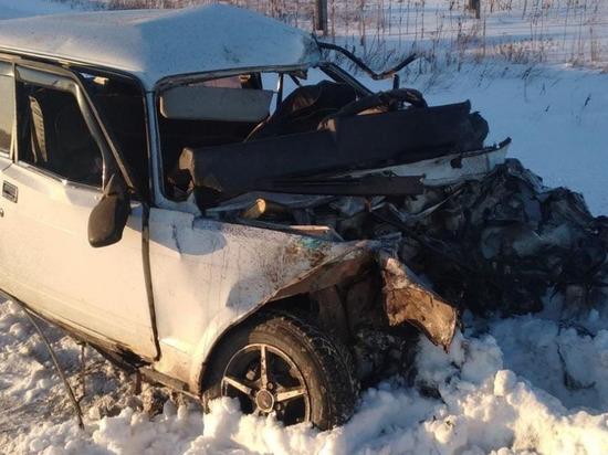 В Кировской области на встречке погиб водитель «Жигулей»