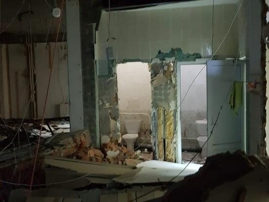 По факту гибели рабочего в торговом центре Калмыкии возбуждено уголовное дело