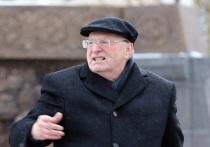 Жириновский отреагировал на возбужденное уголовное дело на Украине