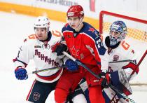 Тут «Матч ТВ» так удачно составил сетку вещания, что КХЛ, получилось, выступила «на разогреве» у НХЛ
