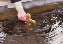 78 мест подготовили для крещенских купаний на Кубани