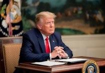 Дональд Трамп 20 января перестанет быть президентом США