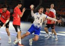 18 января в египетском Борг Эль-Арабе мужская сборная России (или сборная ФГР, если быть точными) закрыла для себя предварительный раунд чемпионата мира по гандболу