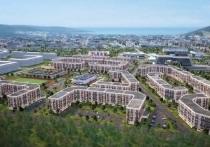 Глава Магаданской области показал будущий жилой район Магадана