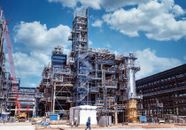 ОНПЗ представил проекты модернизации на выставке промышленного потенциала Омской области