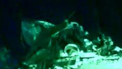 В Подмосковье маршрутка с пассажирами врезалась в фуру: кадры ДТП
