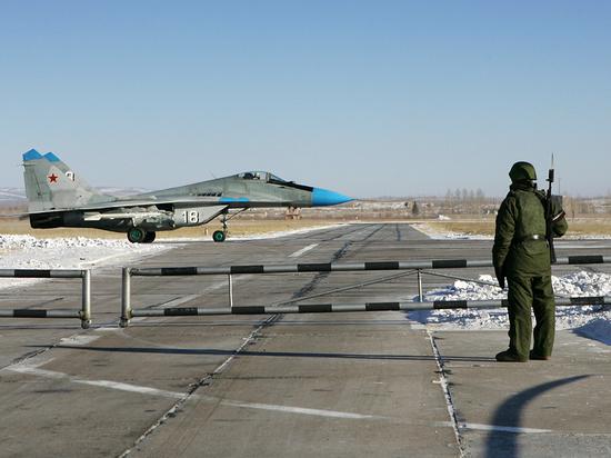 Всех военных летчиков привили от коронавируса в Забайкалье
