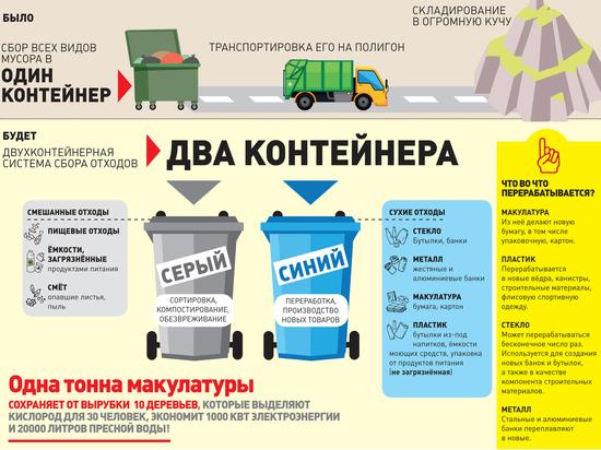 Какие элементарные правила нужно соблюдать при утилизации мусора