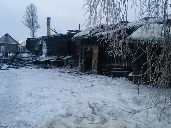 Ещё в одном пожаре в Тверской области сгорел мужчина